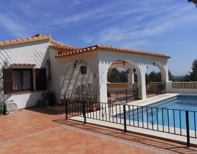Villa For Sale In Orba With Sea View Ref Xn200803 Royal Finca